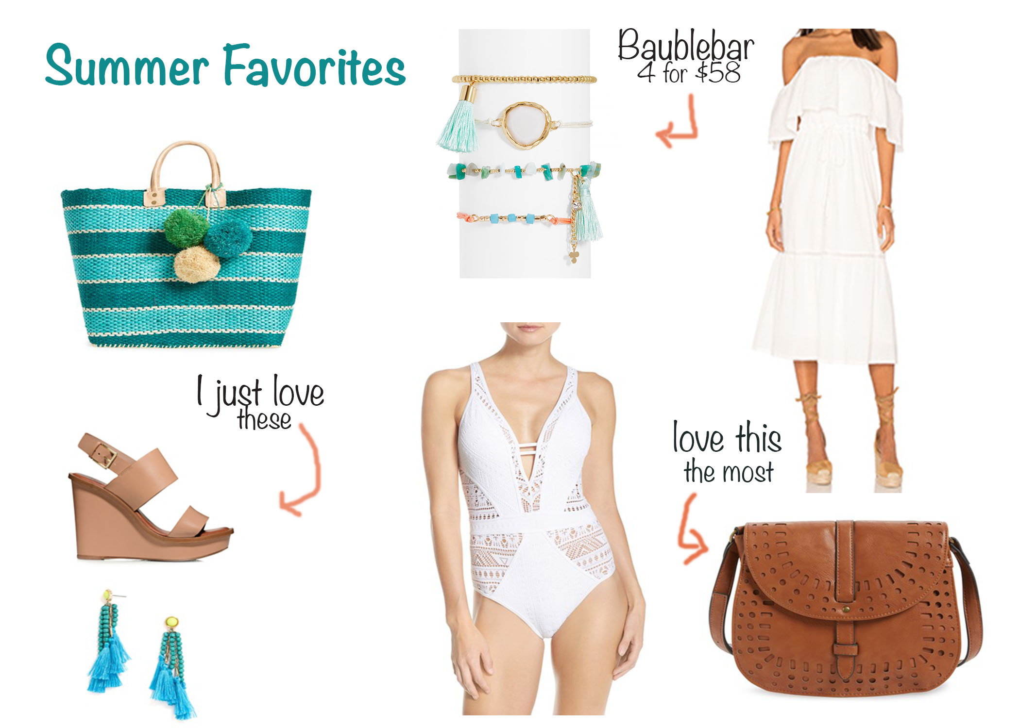 My Personal Summer Favorites