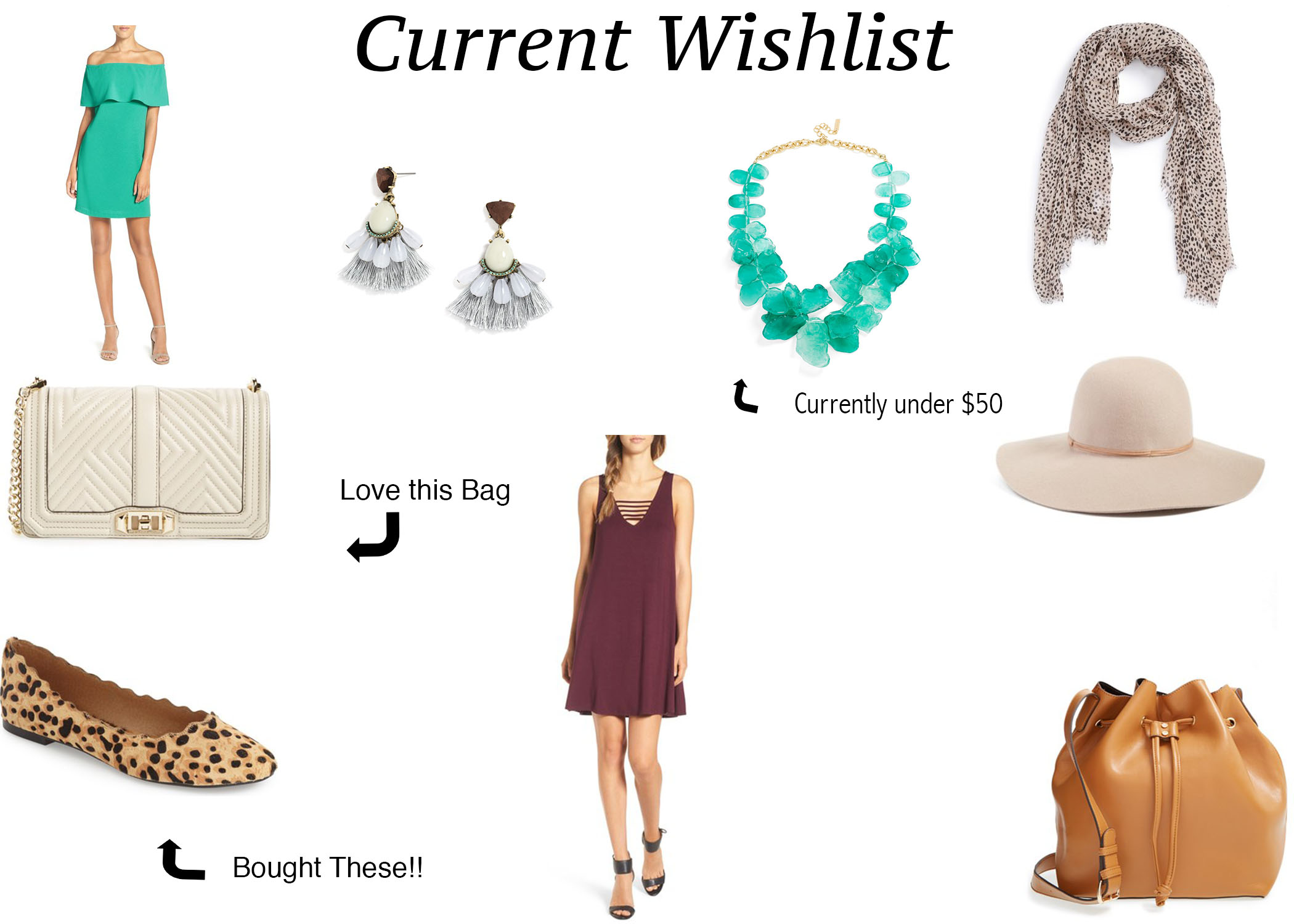 My Current Wish List !