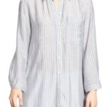 Poplin Tunic Stripes
