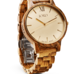 wood watches on fashion blog