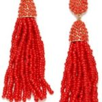 Fall Wishlist, BaubleBar Tassel Earrings, Piñata