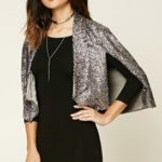 Holiday Shopping, What to wear for the holidays, fashion, women clothes, sequin cape, sequin