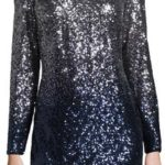 long sleeve dress, sequin dress, nye dress, what to wear for new years eve