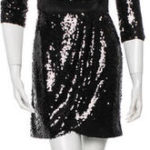long sleeve sequin dress, sequin, dresses for nye, new years eve dress
