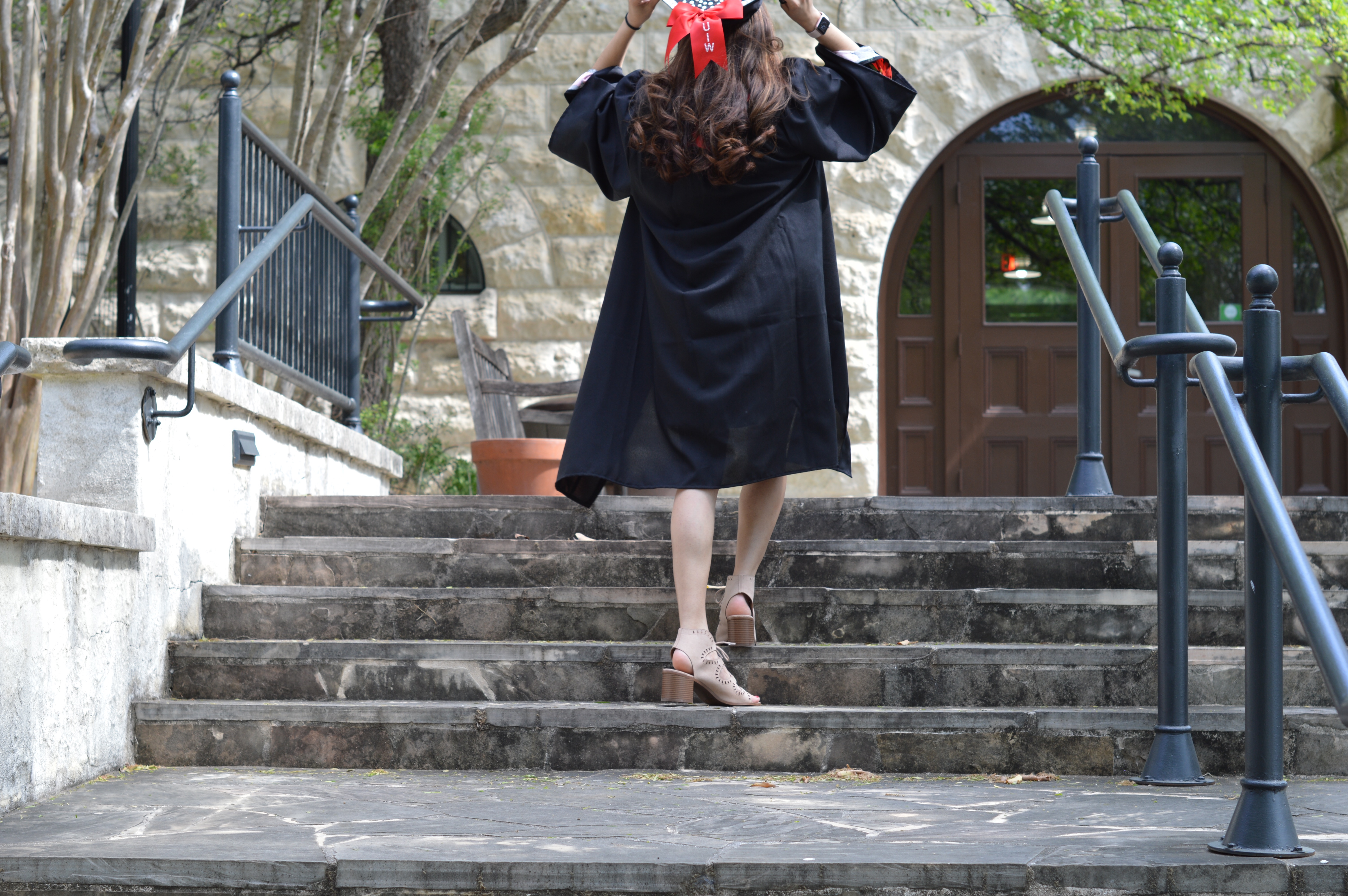 Graduating From UIW 2017 + What To Wear With Your Cap ...