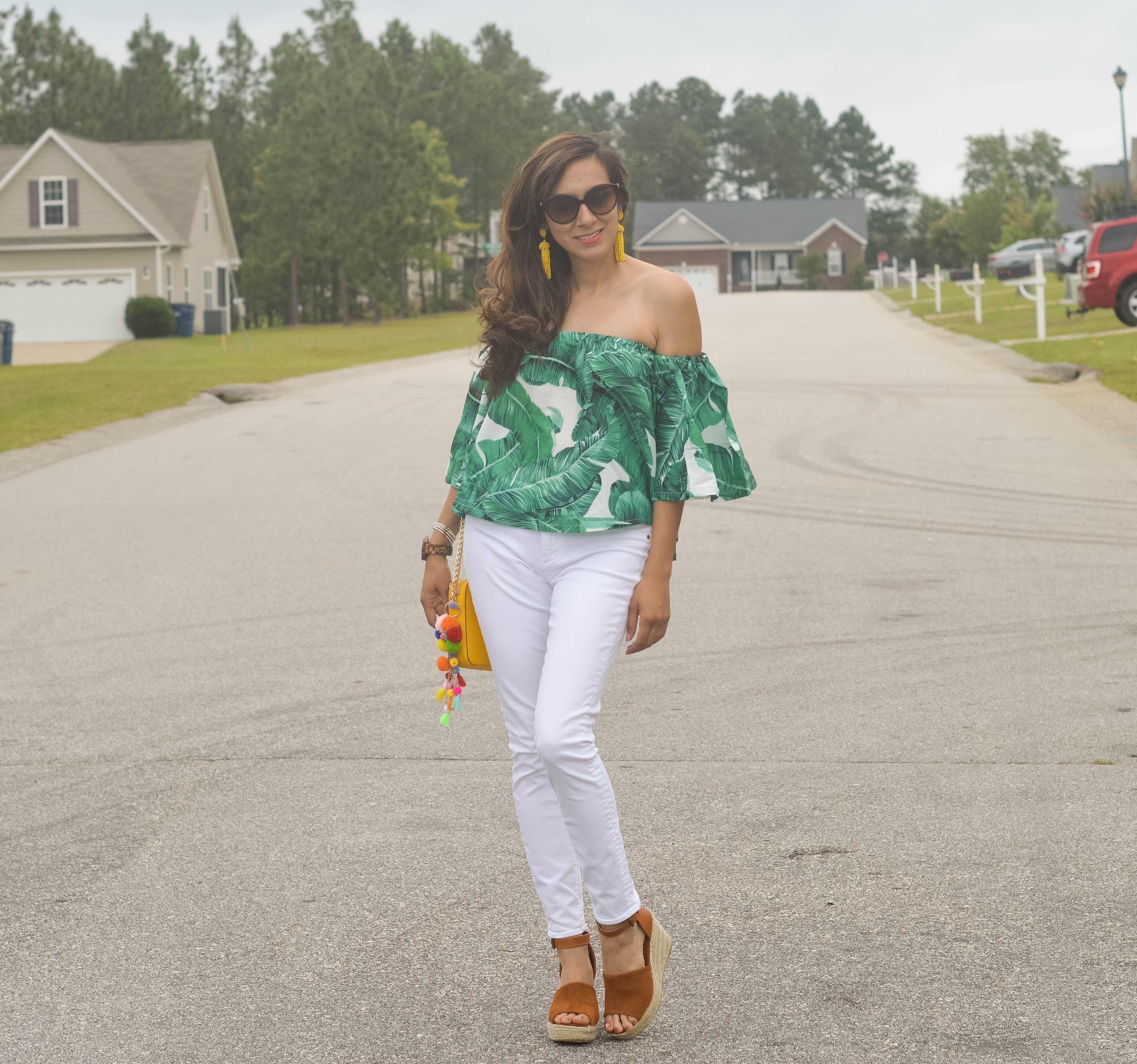 Giveaways, the truth behind giveaways kiwi&ellie, accessories, palm print, OTS, palm print OTS, shein, whatiwore, daring, liketoknow.it, summer shopping, women clothes, fashion, stylist, shop my blog, shop what I wear, color, fashion blog, fashion blogger, fashion, ootd,