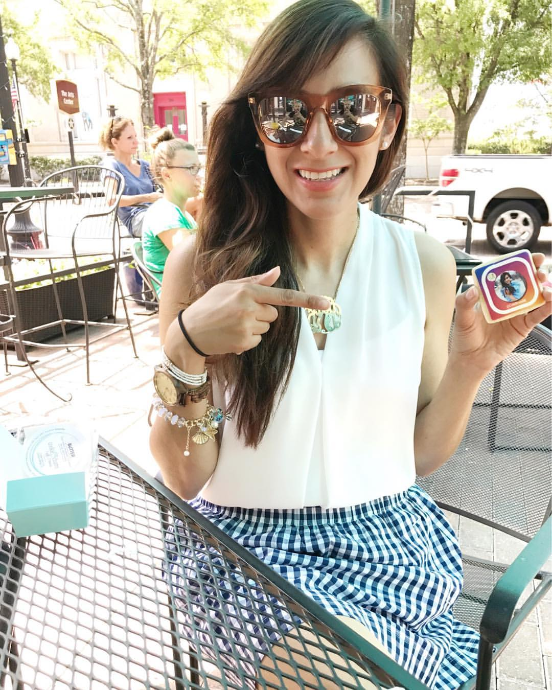 gingham, jcrew, whatiwore, daring, liketoknow.it, summer shopping, women clothes, fashion, stylist, fashion blogger, mycookiecharm