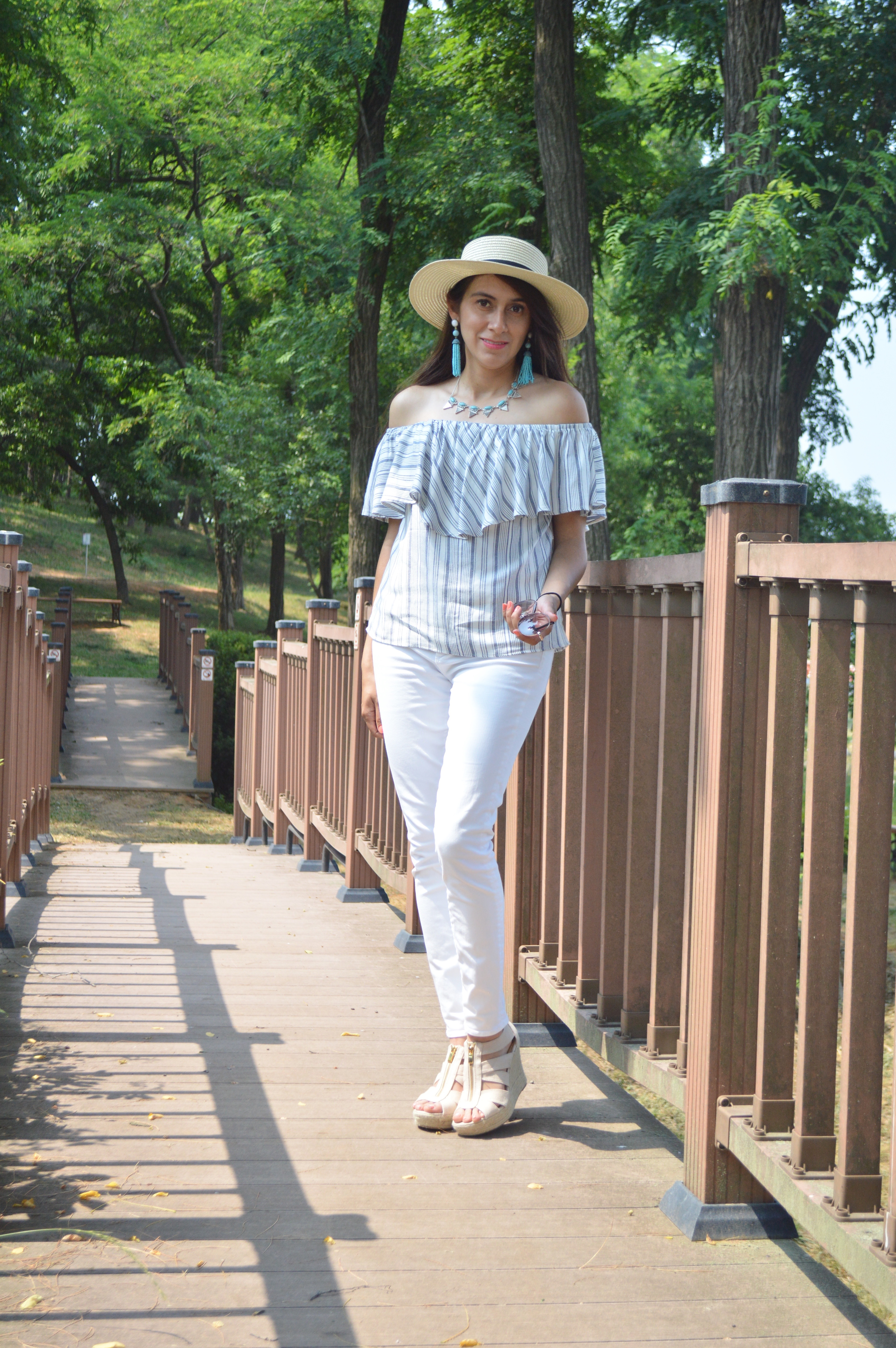 Vertical Stripes Outfit Inspo and Rocksbox