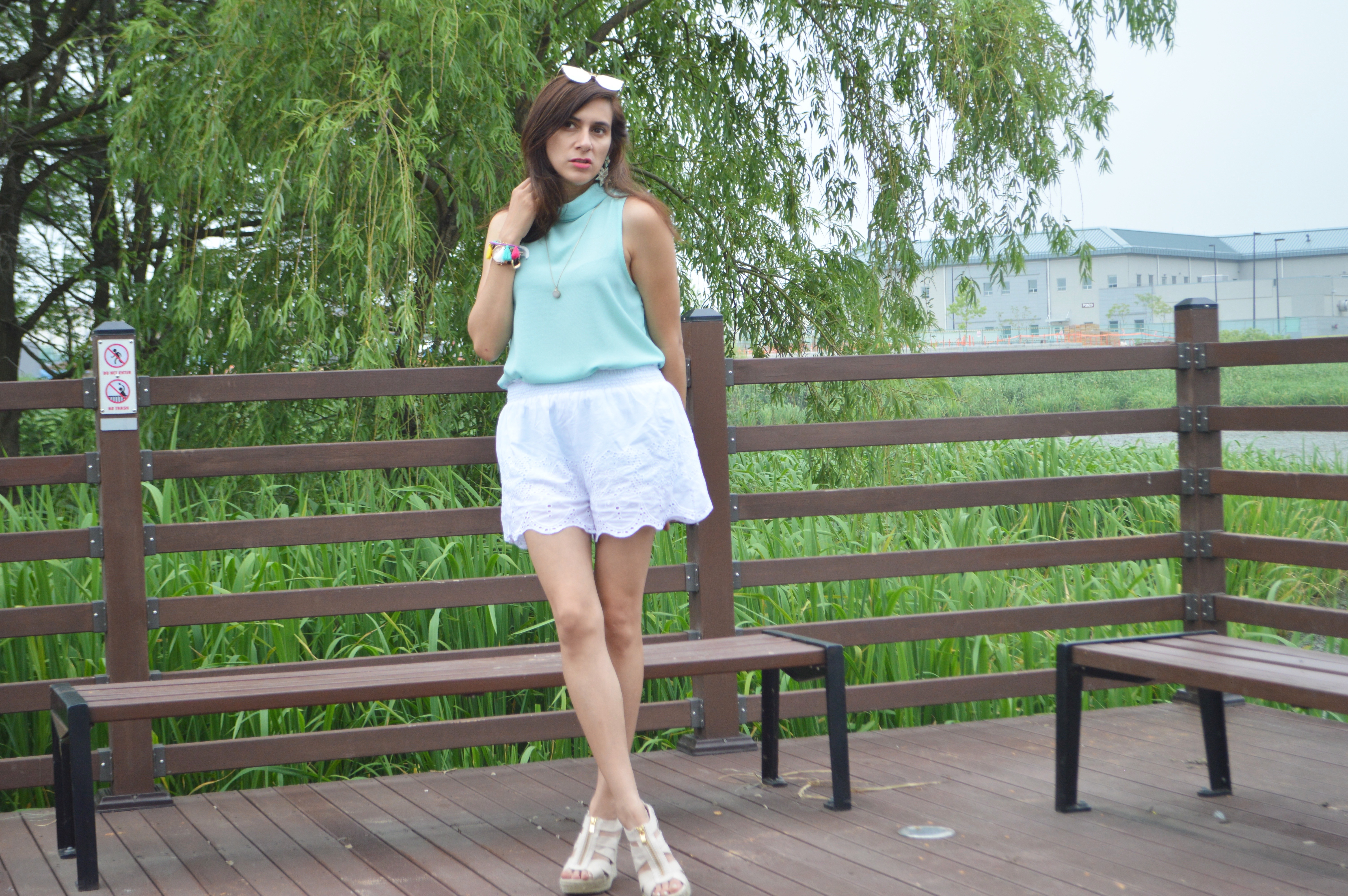 #NSale, Darling Shorts, Summer Style, ootd