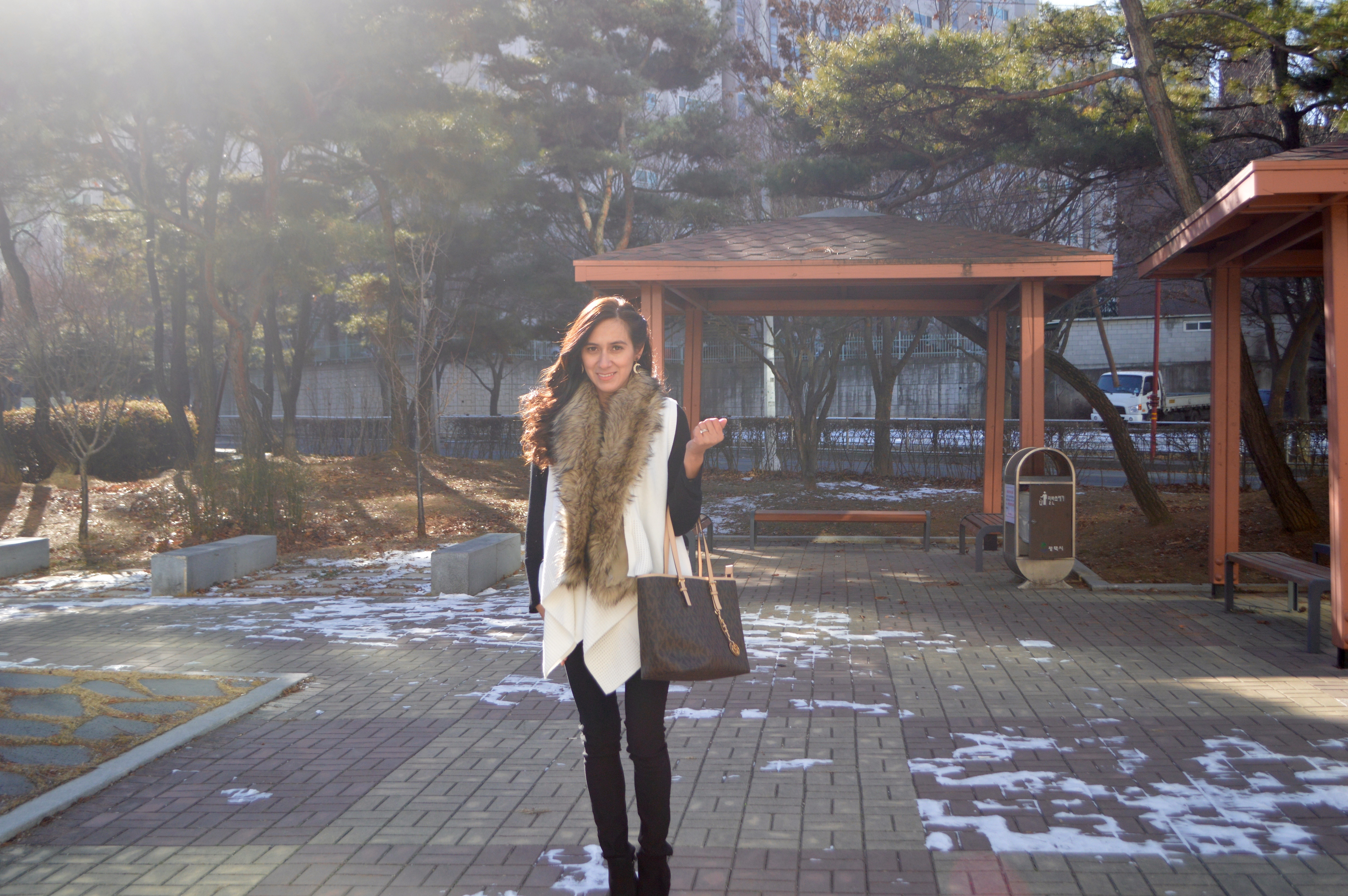 Tips on Blogging This Winter + Winter Style
