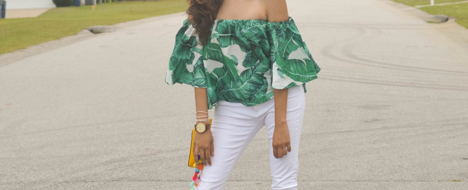 Giveaways & What I've Learned About Them + Palm Print OTS