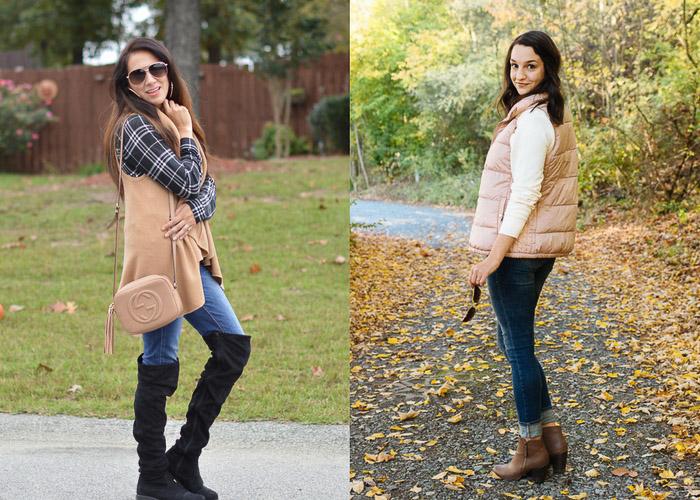 Cozy Vest + Meet Kristin!