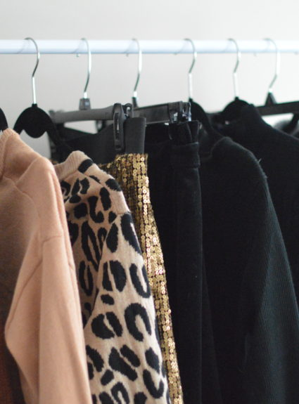Cleaning Out Your Closet for the New Year!